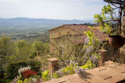 Weekend in de Toscaanse heuvels